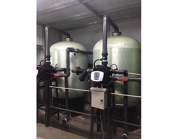 承德钢厂大流量软化水设备