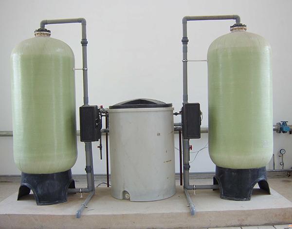 唐山食品厂侧装阀软化水设备