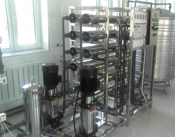 唐山饮用纯净水系统