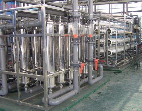唐山化工厂反渗透超纯水设备