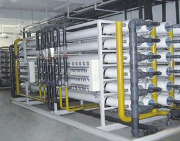 超纯水设备(反渗透+EDI)
