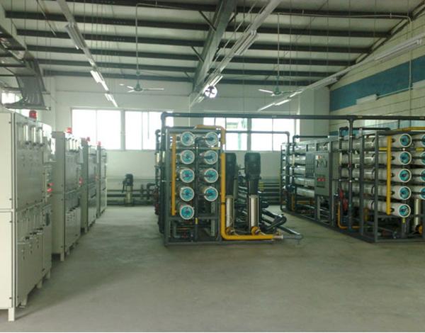 钢厂电厂循环水处理设备