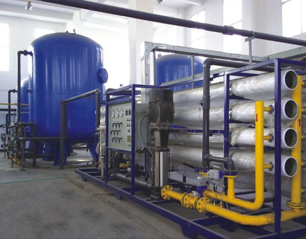 电镀行业中水回用设备