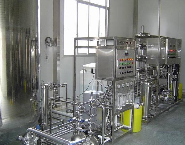 电子工业反渗透水处理设备