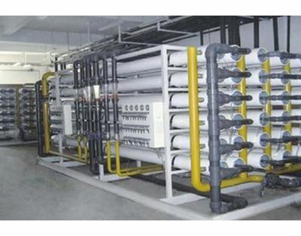 化工行业中水回用设备