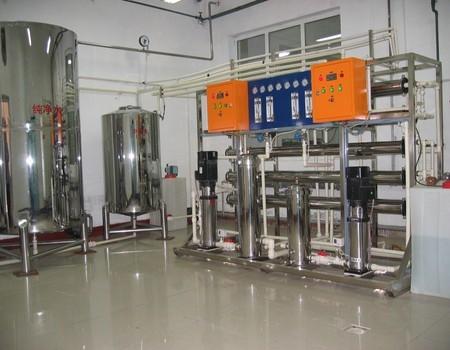 天津食品饮料反渗透水处理设备