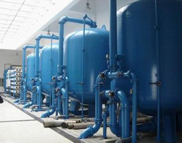 超纯水处理设备工艺
