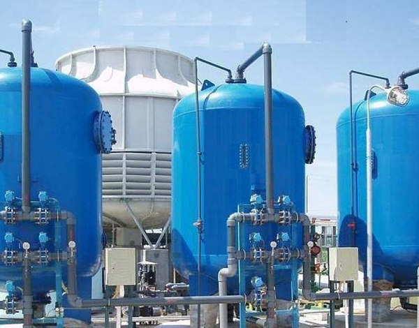 使用全自动软化水设备