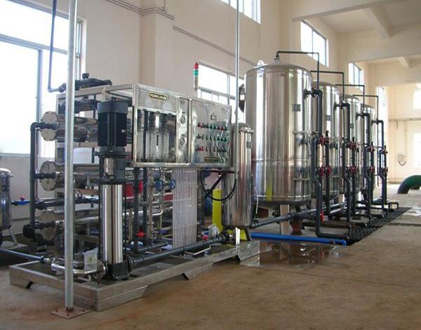 清洗超纯水处理设备