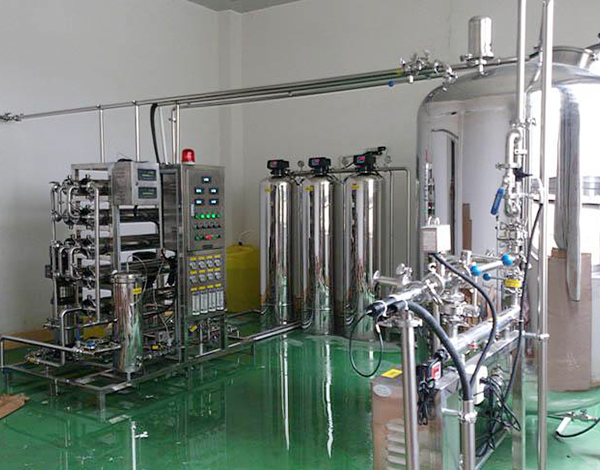 化工行业用超纯水处理设备